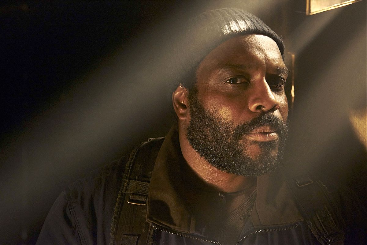 Tyreese í The Walking Dead