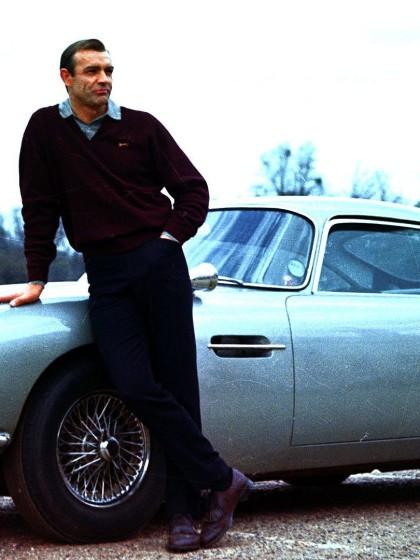 Sean Connery sem James Bond